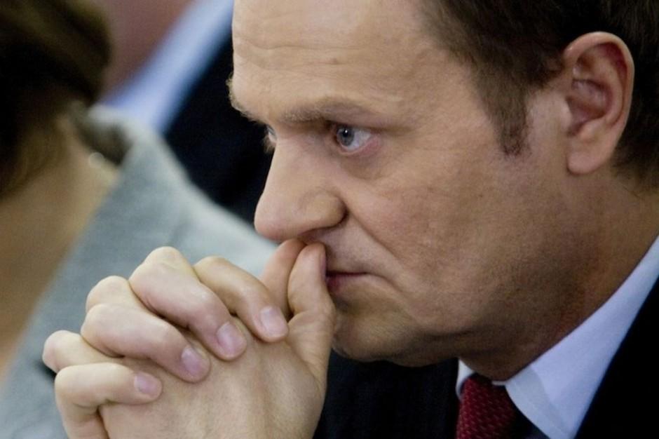 Tusk: zapraszam Millera i Kaczyńskiego do debaty o ochronie zdrowia