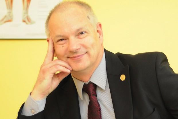 Marek Kiljański: dołóżmy wszelkich starań, aby uchwalić ustawę o zawodzie fizjoterapeuty