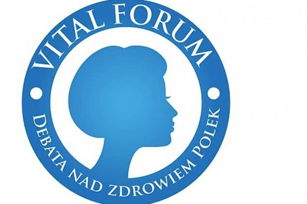 VITAL FORUM 2014 - ogólnopolska debata nad zdrowiem Polek