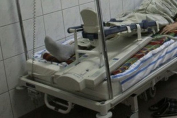Kielce: ścisk na oddziale ortopedycznym, tydzień oczekiwania na operację