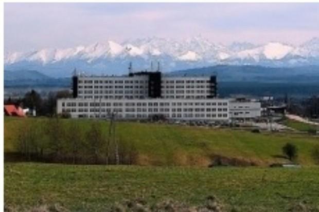 Podhale: już po jubileuszu nowotarskiego szpitala