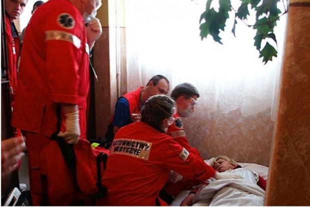 Badanie bólu przez ratowników medycznych