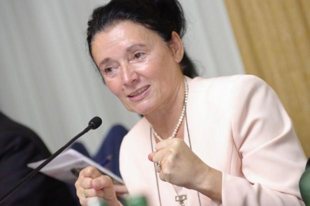 Prof. Alicja Chybicka zdobyła poselski mandat