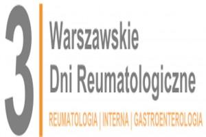 3. Warszawskie Dni Reumatologiczne
