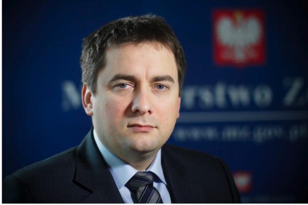 Wiceminister zdrowia stanął do konkursu na stanowisko dyrektora NIZP