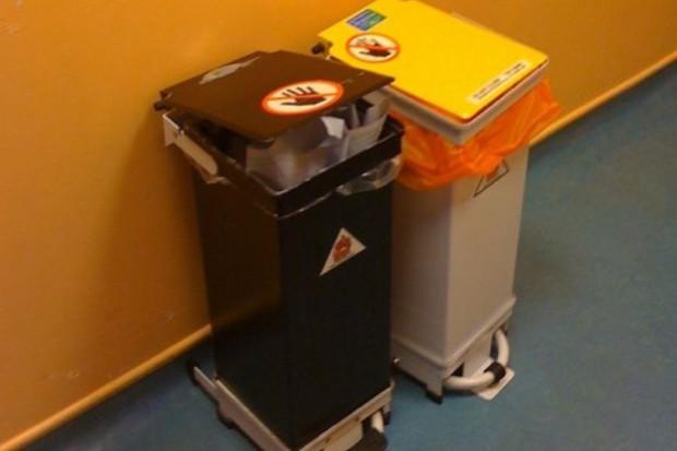Bytów: odpady medyczne trafiły na wysypisko śmieci
