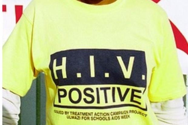 Kampania zachęcająca do robienia testów w kierunku HIV