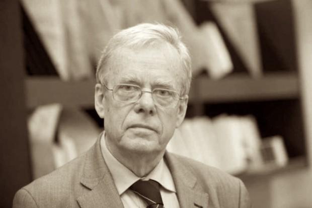 Prof. Wojciech Rowiński nie żyje