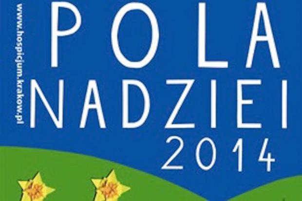 Kraków: rozpoczęła się akcja charytatywna Pola Nadziei