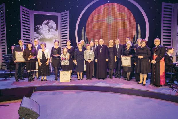 Uroczyście wręczono Nagrody Św. Kamila