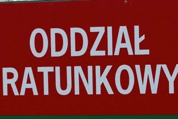 Opole: SOR zmienił zasady przyjmowania pacjentów