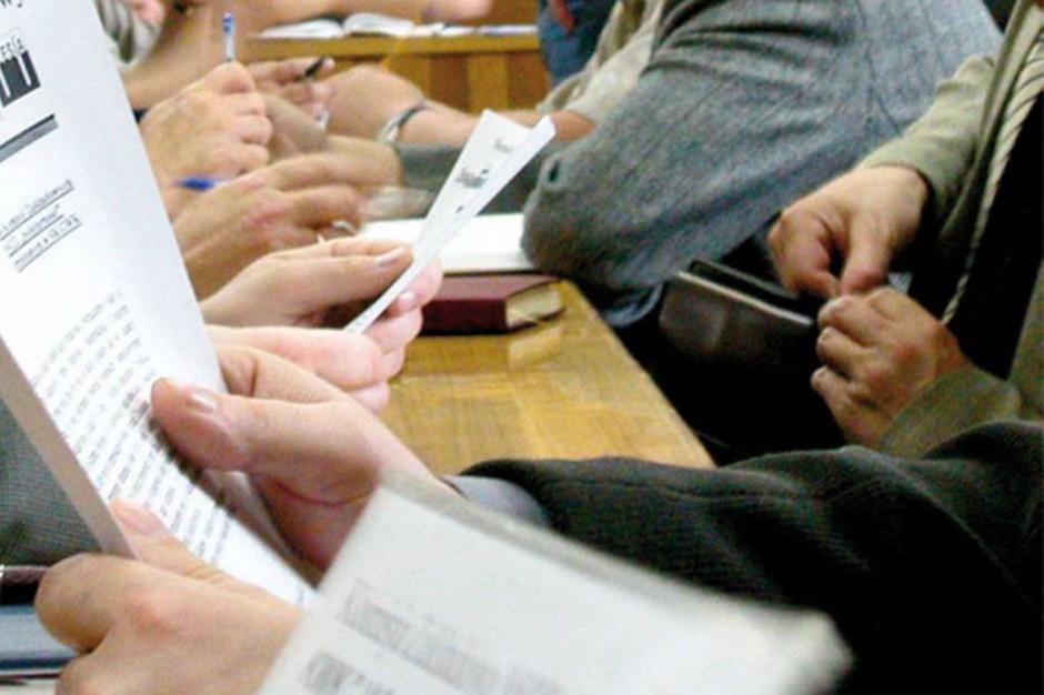 Kontraktowanie w Wielkopolsce: przegrani oskarżają, NFZ dementuje