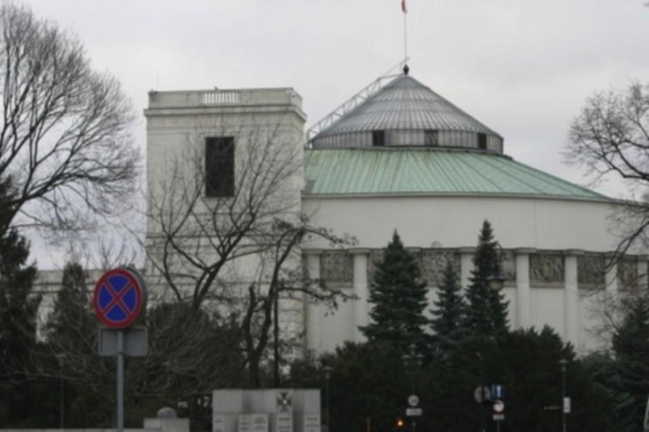 Sejm będzie debatować o pomocy dla niepełnosprawnych