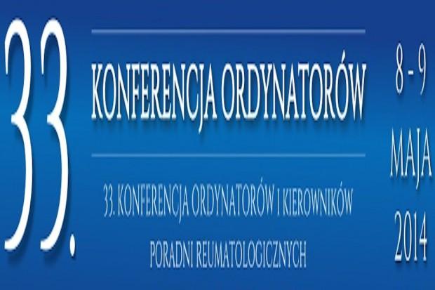 33. Konferencja Ordynatorów i Kierowników Poradni Reumatologicznych