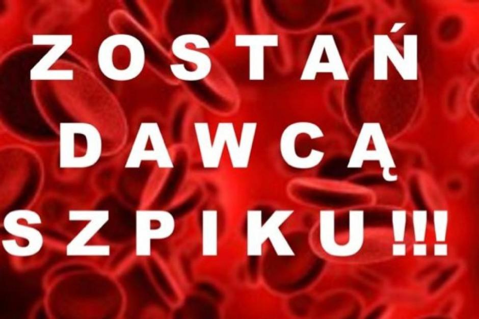 Olszyn: na Uniwersytecie Warmińsko-Mazurskim rejestrują potencjalnych dawców szpiku