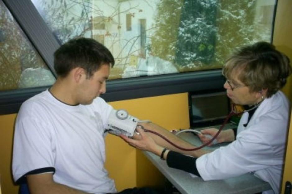 Poznań: turniej piłkarski i akcja oddawania krwi