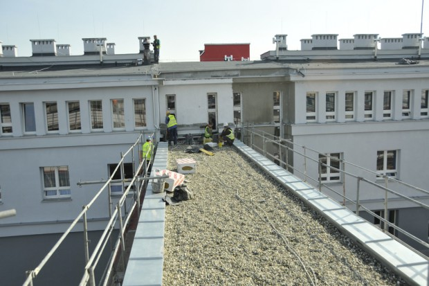 Zabrze: budowa Centrum Zdrowia Kobiety i Dziecka na finiszu