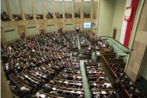 Sejm m.in. o świadczeniach dla opiekunów niepełnosprawnych dzieci