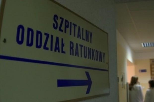 Wrocław: chorzy czekają już po cztery godziny na SOR-ach