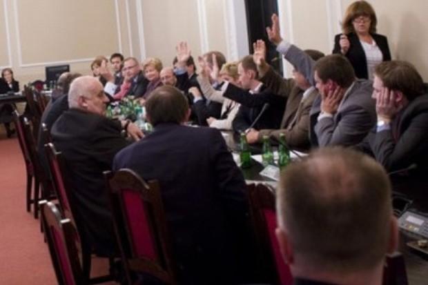 Sejm: projektem ws zwrotu kosztów leczenia za granicą zajmie się podkomisja