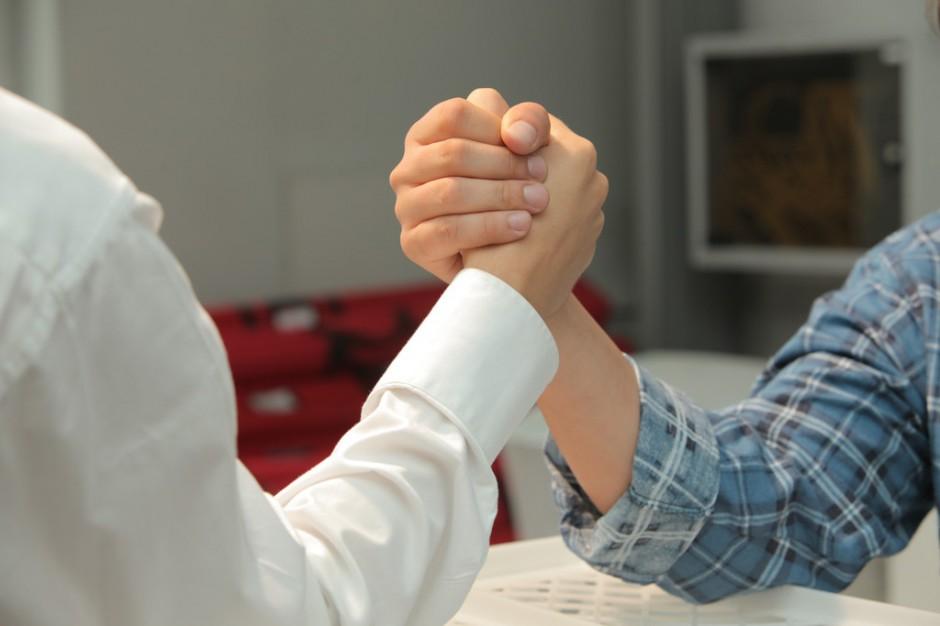 Organizacje pacjentów: zamiast współpracy czasami wybierają rywalizację