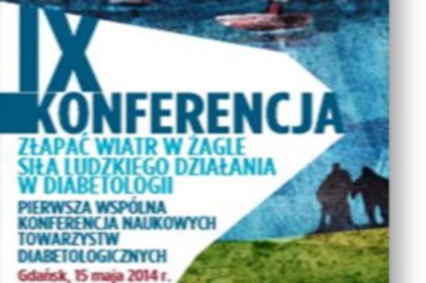 """IX konferencja PFED """"Złapać wiatr w żagle - siła ludzkiego działania w diabetologii"""""""