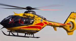Śląskie: około 30 osób poszkodowanych w wypadku w Bogusławicach, w akcji pięć śmigłowców
