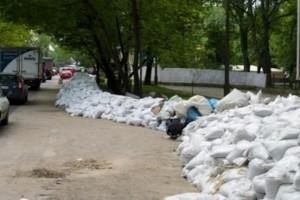 Ustrzyki Dolne: uratowali szpital przed zalaniem