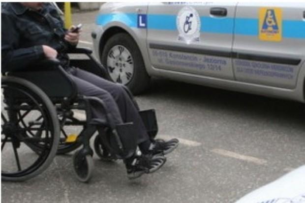 Rozmawiają o formach wsparcia osób niepełnosprawnych