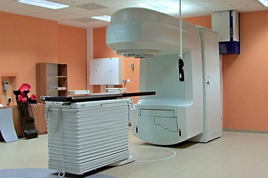 Eksperci: potrzebne promesy na powstawanie ośrodków radioterapii
