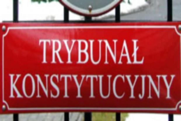 RPO zaskarżyła do TK ustawę o leczeniu niebezpiecznych przestępców