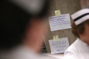 Białystok: pielęgniarki żądają 400 zł podwyżki