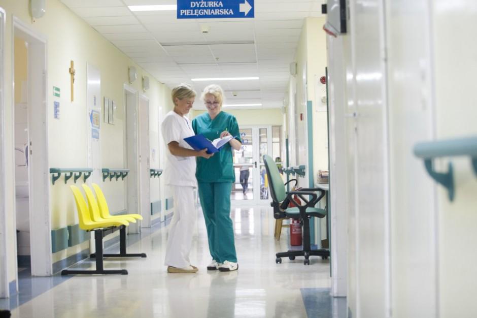 """W szpitalach nie szukają winnych, tylko """"czarnych punktów"""""""