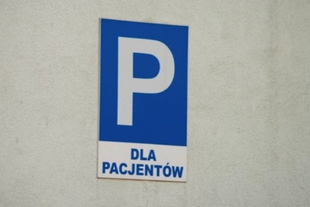 Elbląg: nowy parking przy szpitalu wojewódzkim