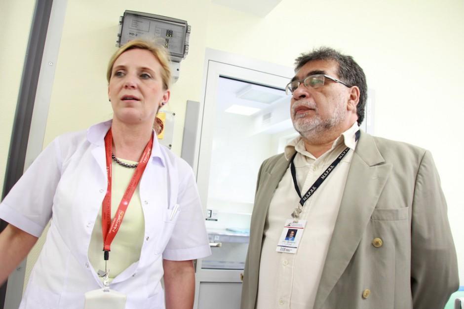 Czy pojechałbyś na misję do Paragwaju? Polscy lekarze i pielęgniarki już tam są...