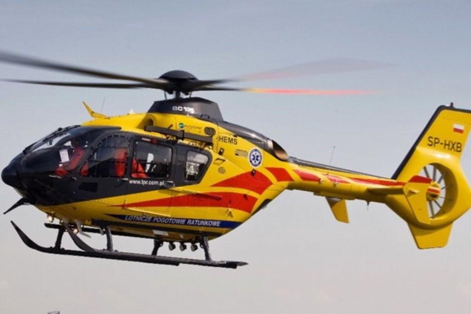 Zachodniopomorskie: helikopter LPR znów będzie latał z Zegrza Pomorskiego