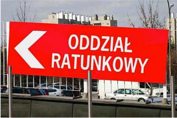Poznań: kto komu podrzuca pacjenta?