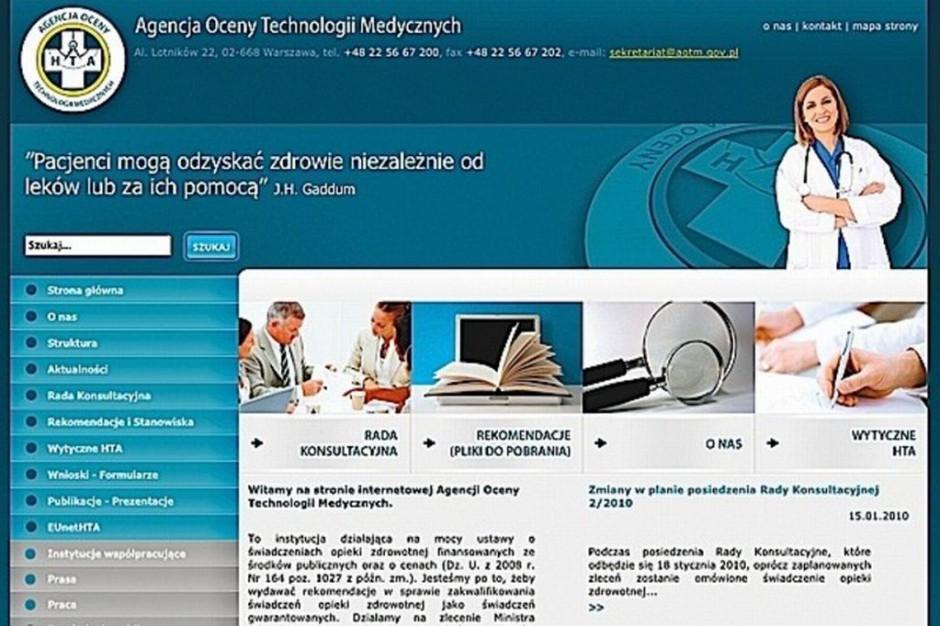 AOTM: stanowiska Rady Przejrzystości