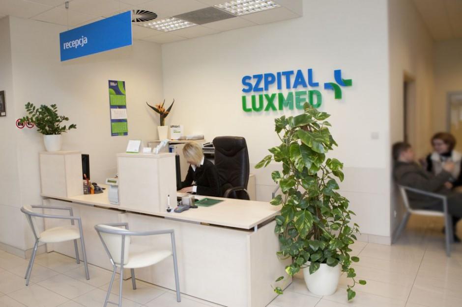 LUX MED przejmuje dwa szpitale i ośrodek diagnostyczny
