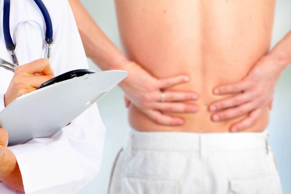 Farmakoterapia ostrego bólu krzyża