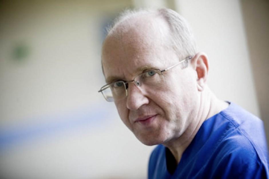 """Prof. Henryk Skarżyński zwyciężył w plebiscycie """"Nauka to wolność"""""""