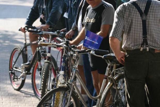 Rowerowy rajd osób po przeszczepach - to już dziesiąty raz