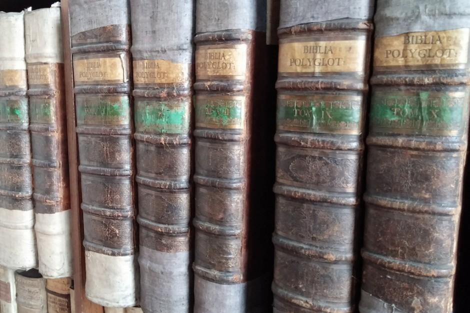 Kraków: unikatowa kolekcja starodruków medycznych udostępniona w klasztorze