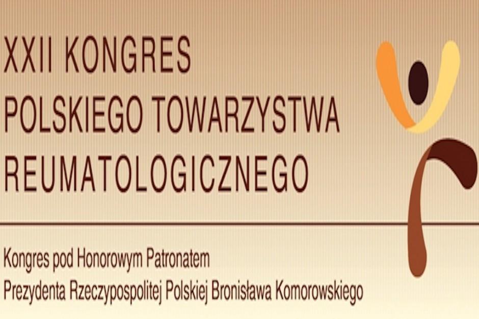 XXII Kongres Polskiego Towarzystwa Reumatologicznego