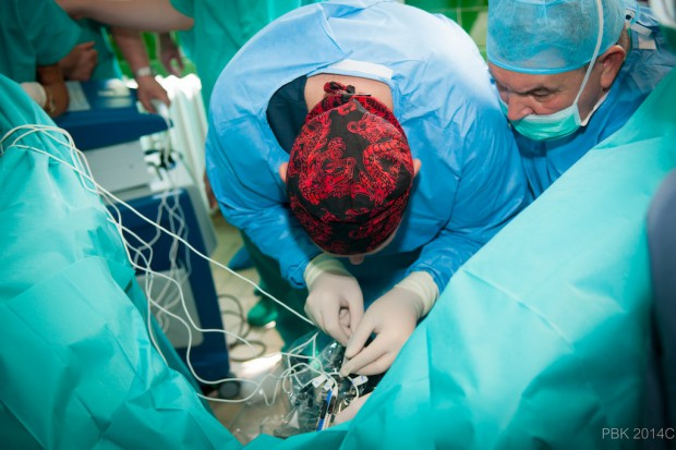 Klinika Urologii WUM: operacje onkologiczne z użyciem NanoKnife