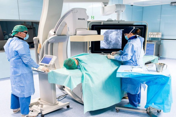 Grudziądz: w szpitalu uruchomiono hybrydowe sale operacyjne