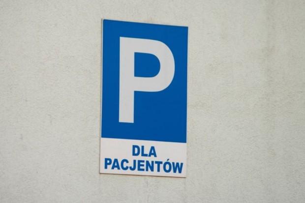 Elbląg: parking przy szpitalu zacznie działać w lipcu
