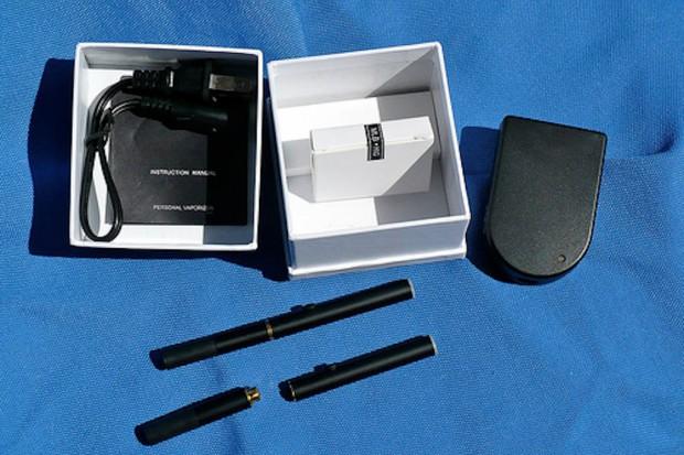 Bierni palacze e-papierosów przyjmują niewielkie dawki nikotyny
