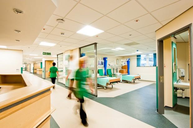 Szpitale w kolejce po zmiany