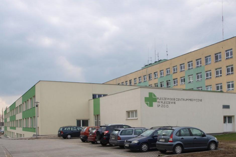 Kolejne inwestycje Pleszewskiego Centrum Medycznego